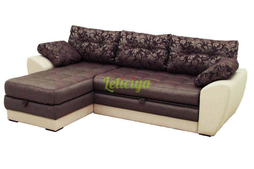 Купить угловой диван в магазине в  Москве